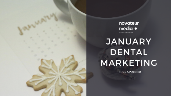 New Year, New Smile... New Marketing Approach?