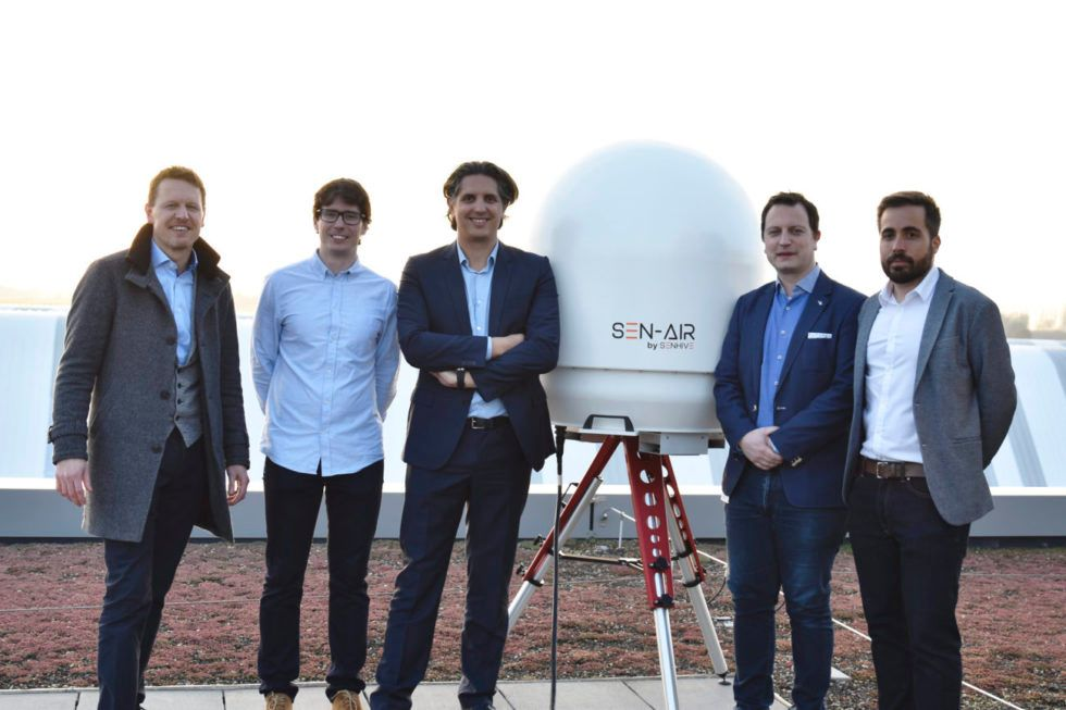 SENHIVE DEMONSTRATES SENAIR COUNTERDRONE SOLUTION (C-UAV) AT DRONEPORT