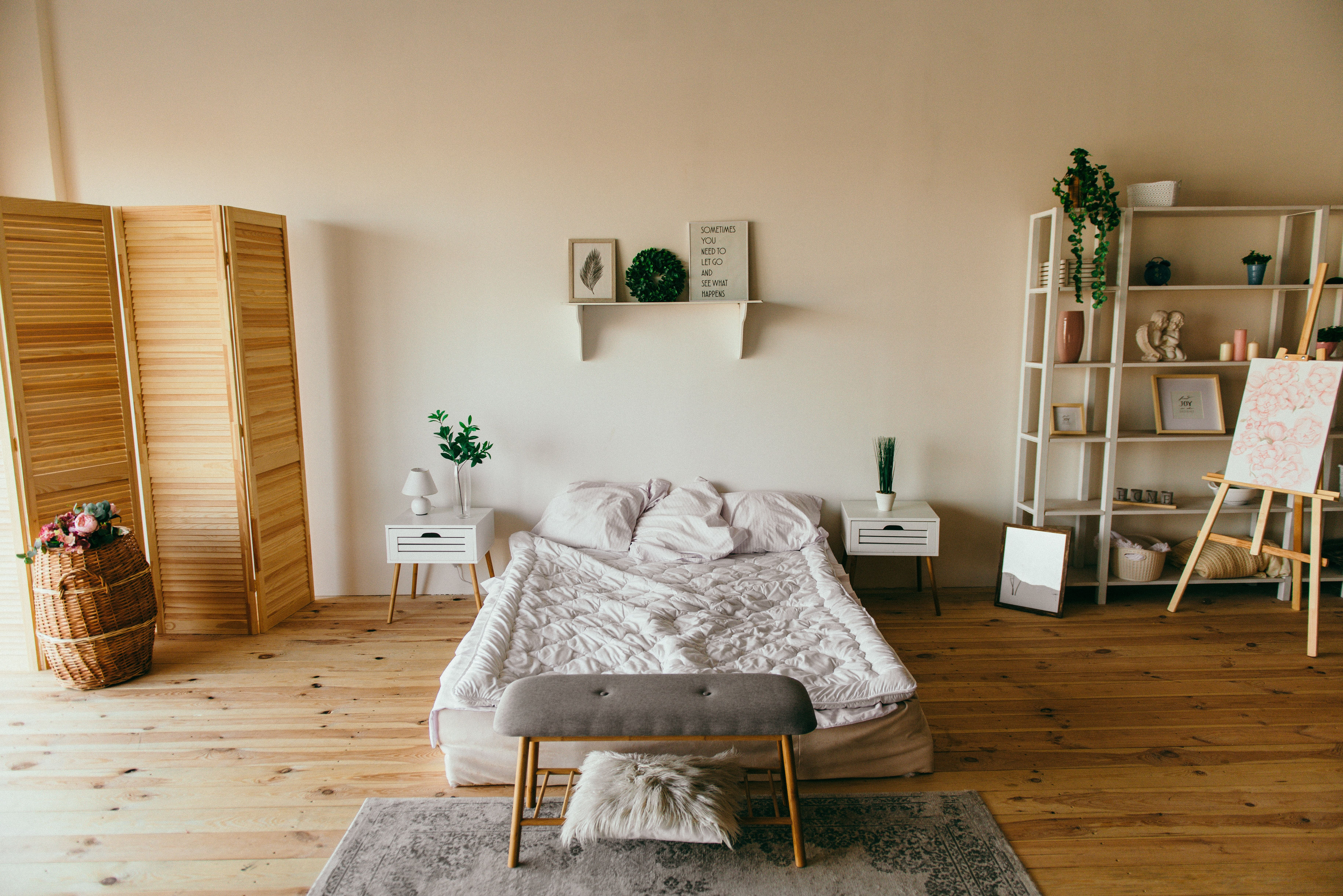 Tips to create a positive space within your room