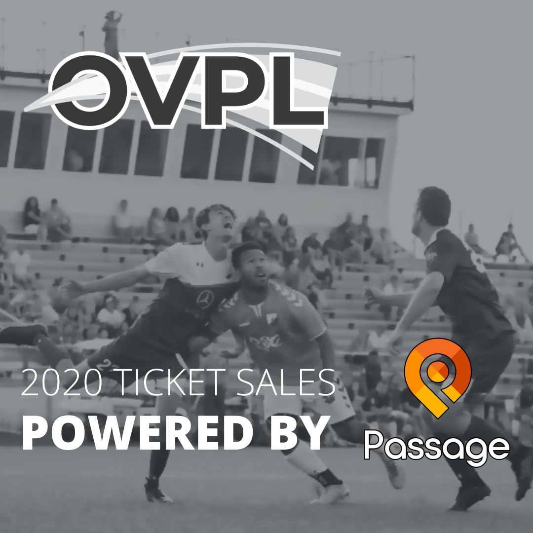 OVPL Names Passage Official Ticketing Partner