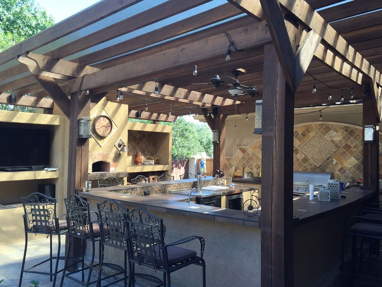 An Ideal Way To Select Your Outdoor Kitchen
