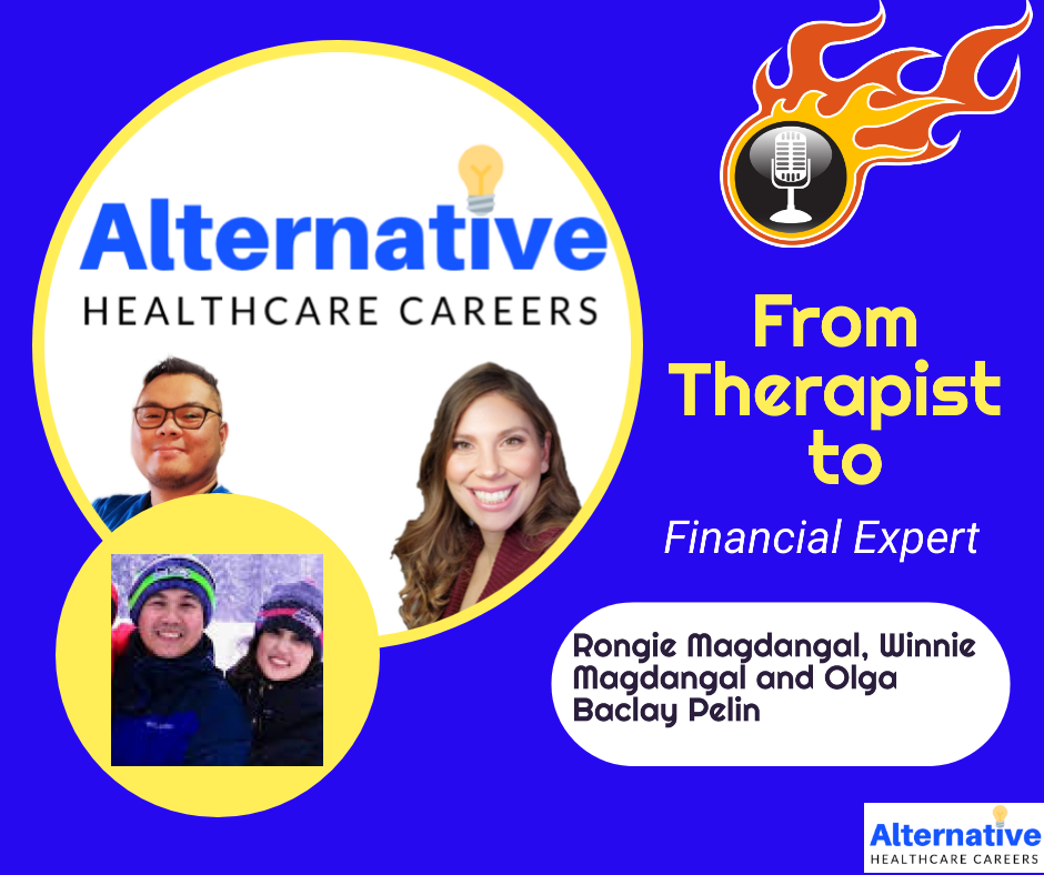 Career in Financial Industry from being a Therapist to Financial Expert