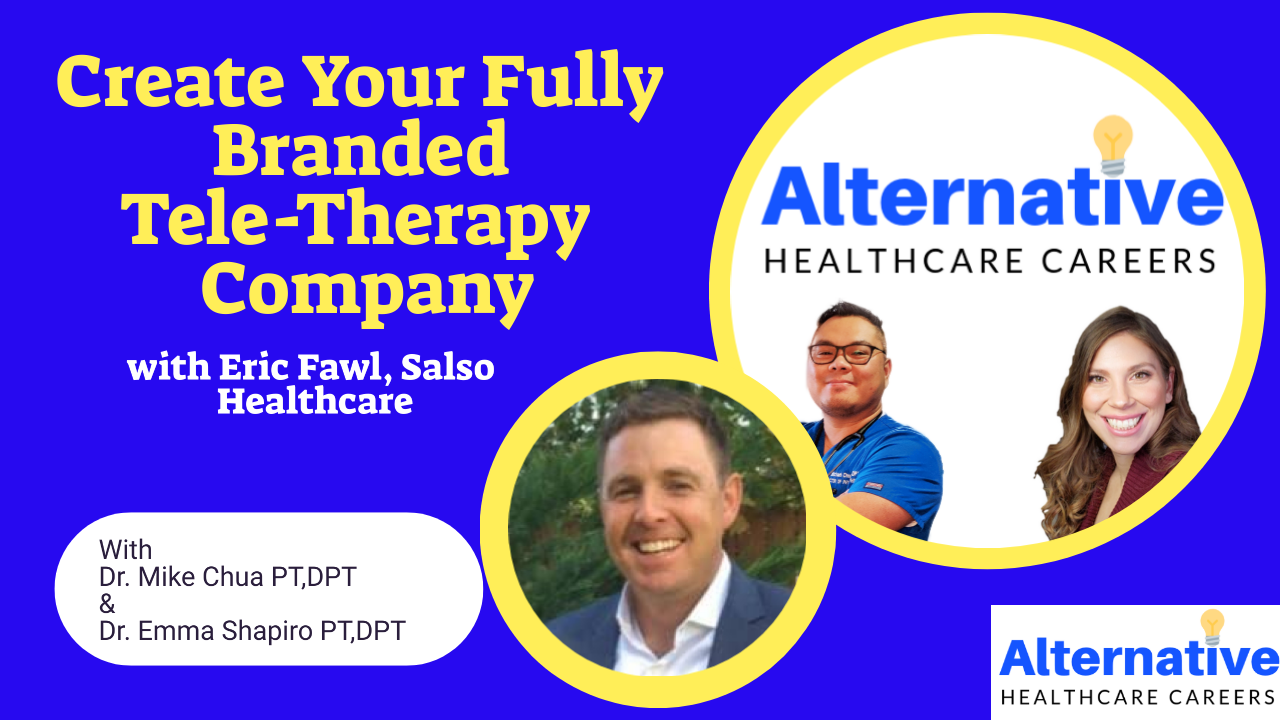 Creating Your Own White Labeled Tele-Health Company With Salaso