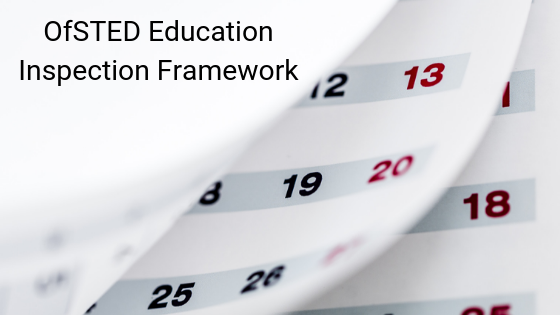 OfSTED Education Inspection Framework