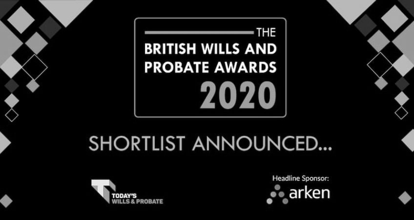 We have been shortlisted for Solicitor Firm of the Year (National)