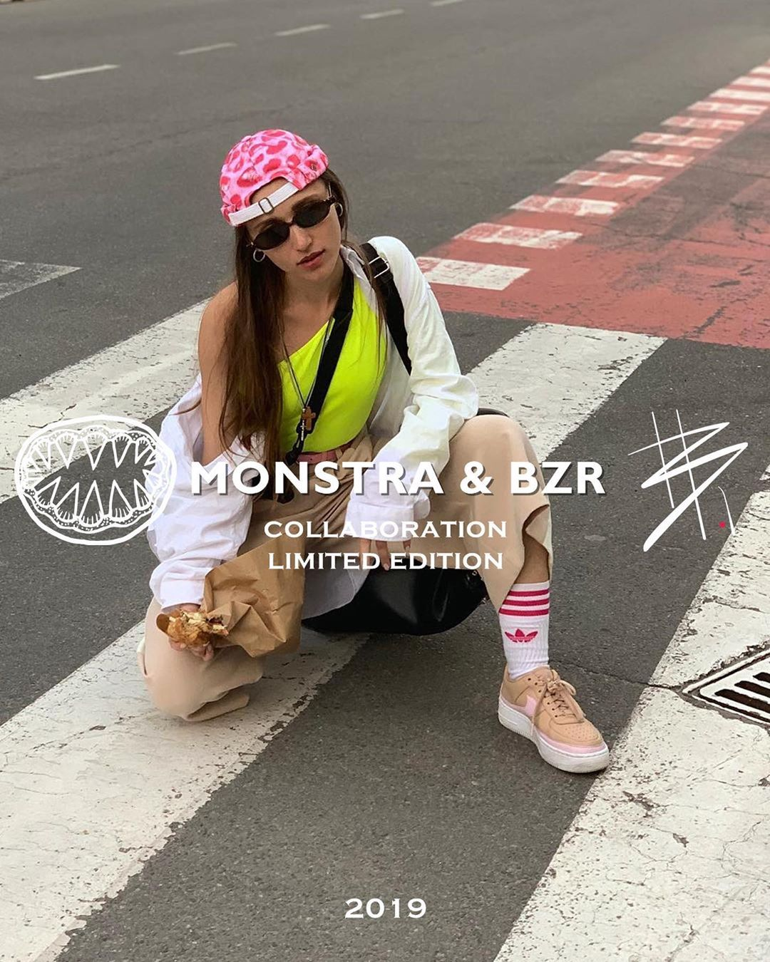 MONSTRA & BZR COLLABORATION