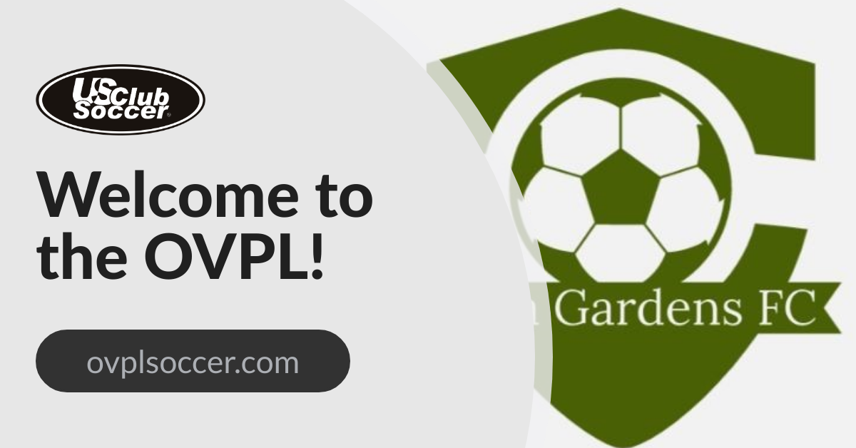 Dana Gardens FC joins the OVPL!