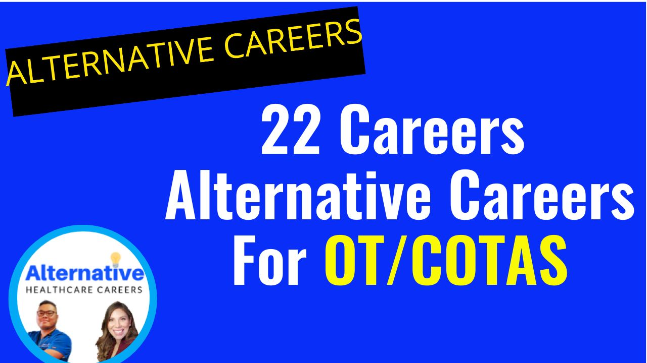 22 Creative Careers in Occupational Therapy