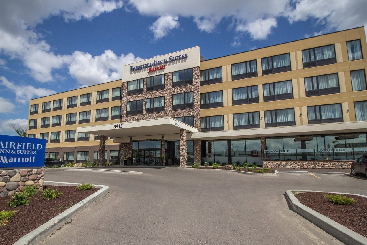 Home Away From Home  - Fairfield Inn & Suites Regina Welcomes You
