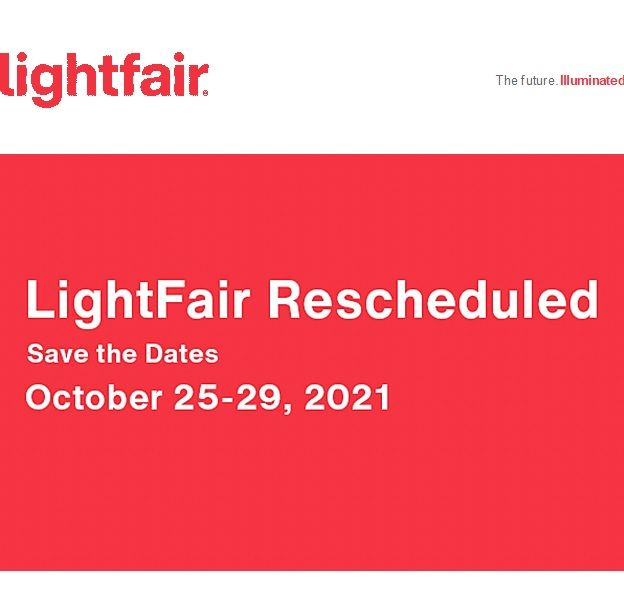 Cambia fecha Lightfair/ Reagendalo