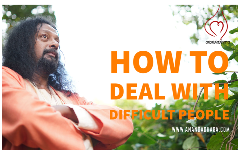 How to deal with difficult people in your life