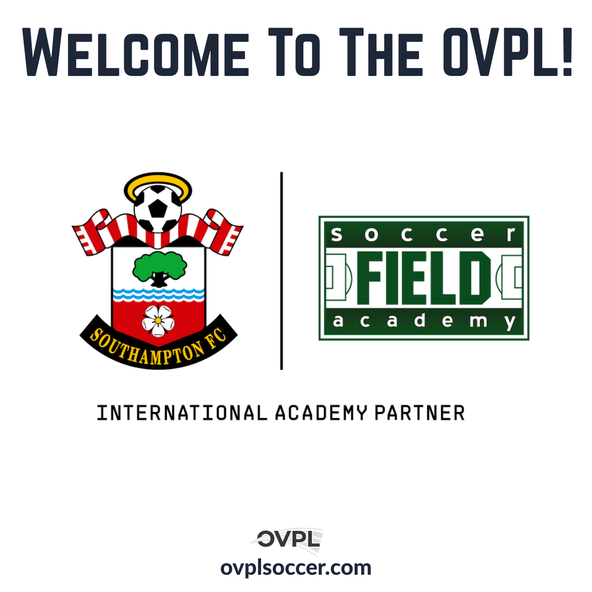 Soccer Field Academy Joins OVPL for 2021!