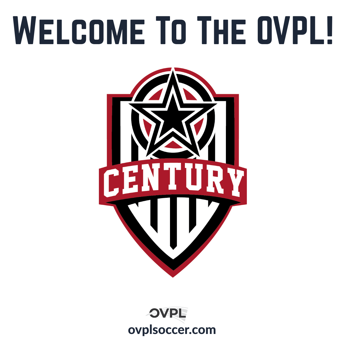 Century United Joins The OVPL for 2021!