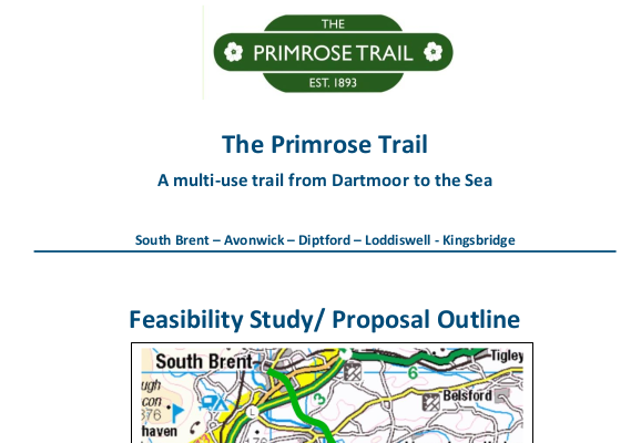 Read the Primrose Trail Feasibility Study