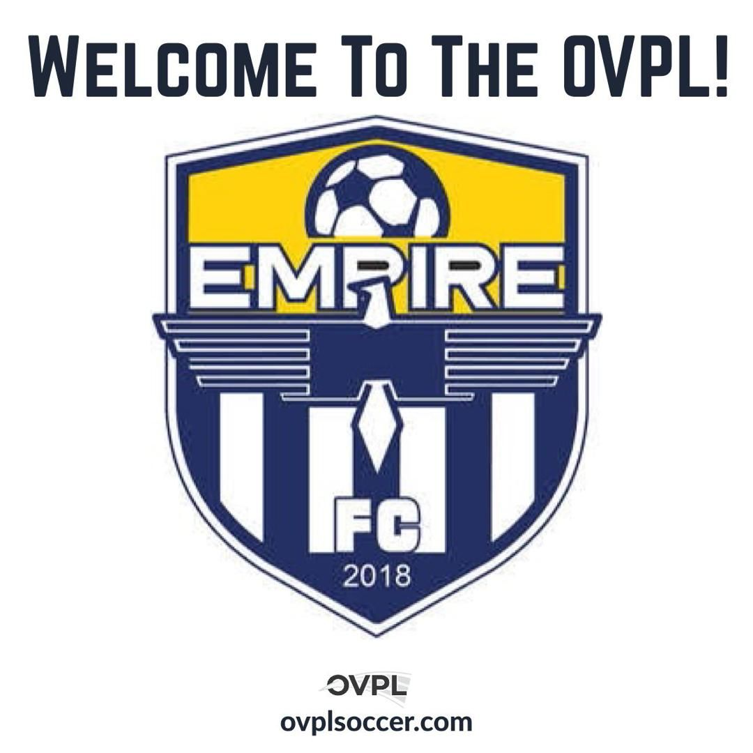 Empire FC brings West Virginia soccer to OVPL Women's Division!