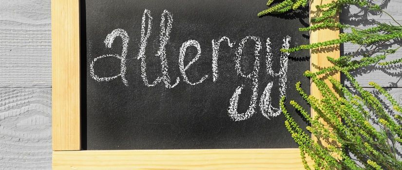 Ragweed allergy heats up with climate change
