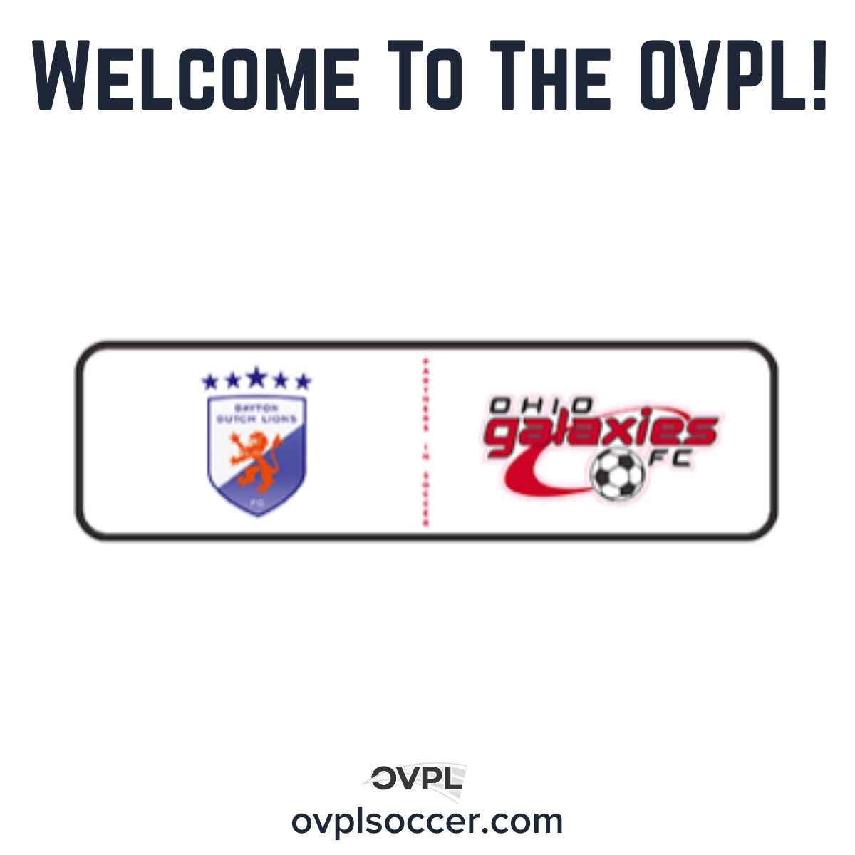 Ohio Galaxies Dutch Lions FC add women's team for 2021!