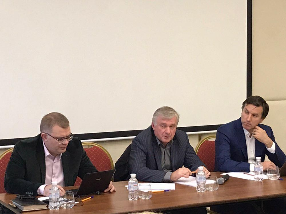 Meeting of the Committee on civil and family law of Odesa region bar association