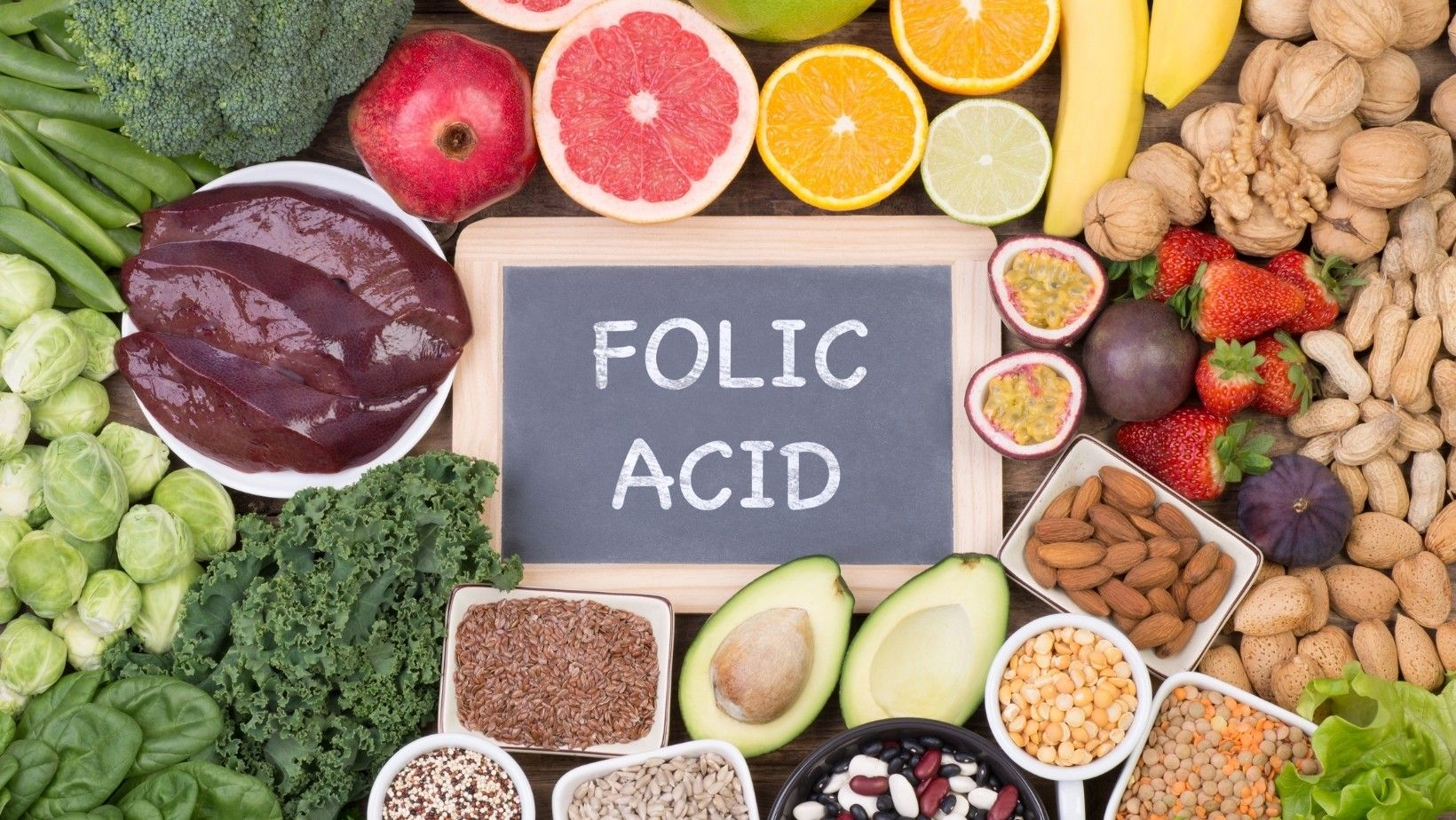 How do I know if I have enough folic acid?