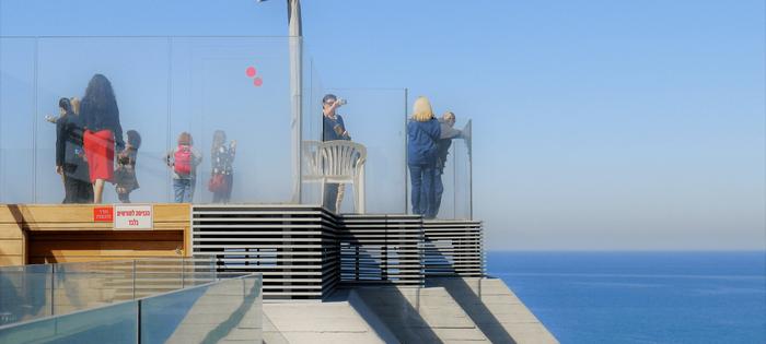 En Tel Aviv vas a encontrarte con miradores panorámicos desde los que te van a encantar las vistas