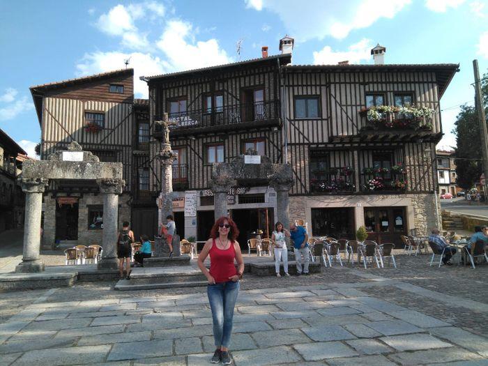 Pueblos con encanto de España-Sierra de Francia-Parque Natural de las Batuecas
