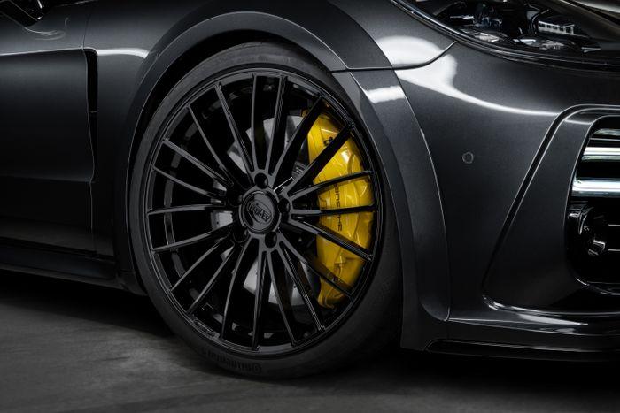 Легкосплавные диски TECHART Formula V для Porsche Panamera