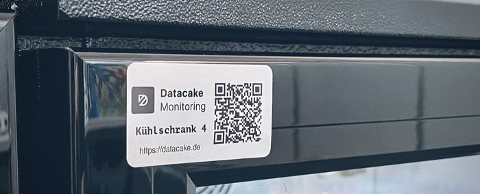 QR-Code that can be read by Smartphone