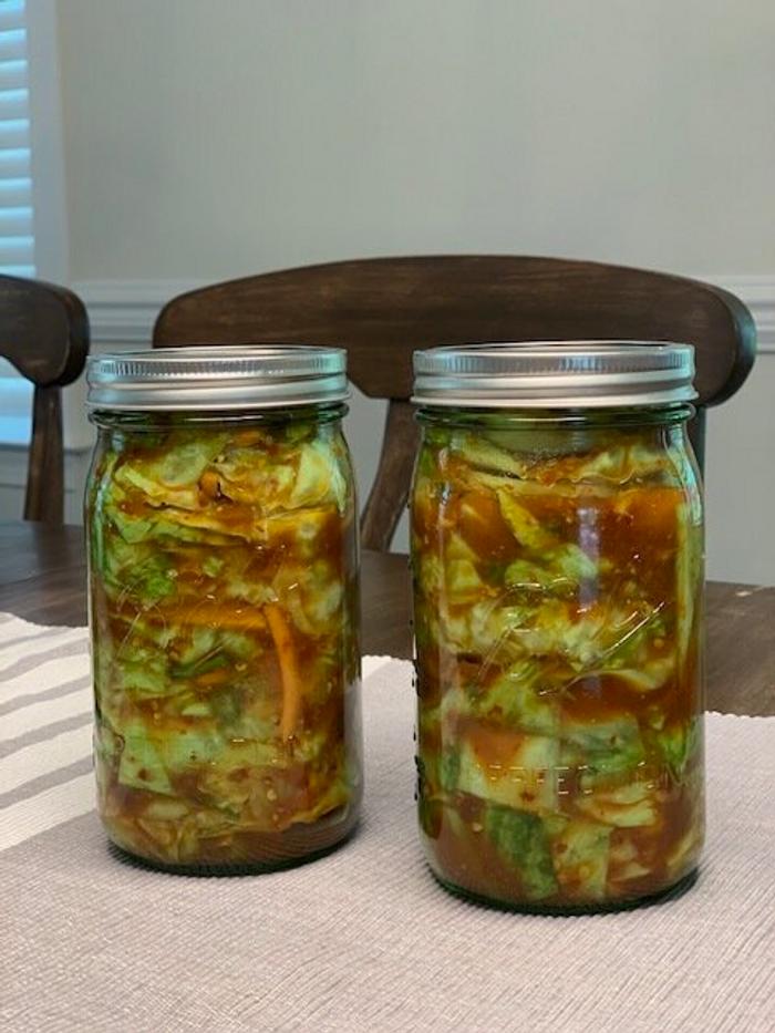 Ready for fermentation!