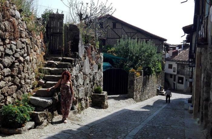 SEQUEROS, un pueblo tranquilo y coqueto de la Sierra de Francia-Salamanca