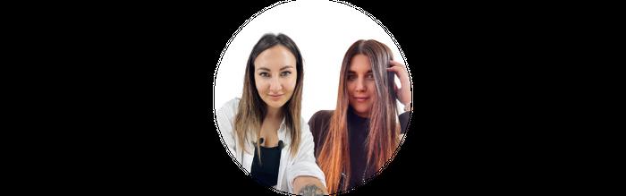 Катерина Соловьйова та Олена Цятковська - HR-менеджерки Comfy
