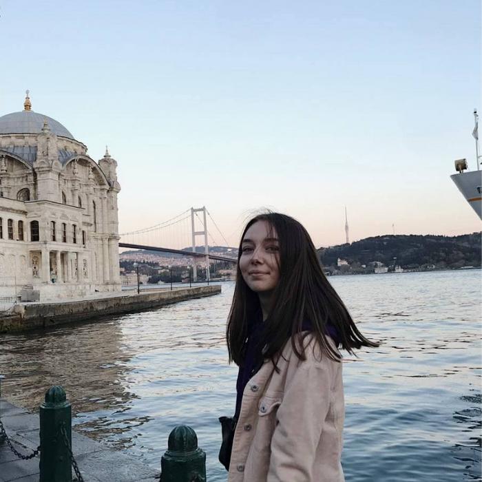 Вікторія Музика, 21 рік, маркетологиня