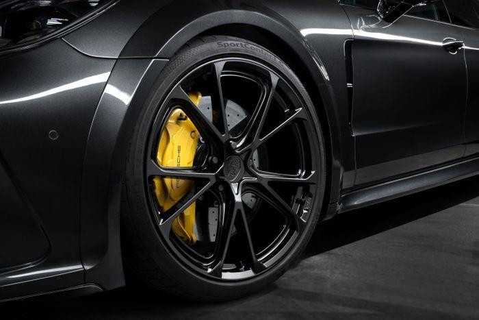 Кованые диски TECHART Formula VI для Porsche Panamera