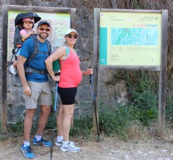 Excursión por el rio Borosa, en el Parque Natural de Cazorla.