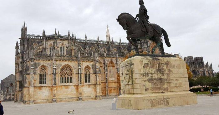 BATALHA, el lugar donde Portugal consiguió su independencia.