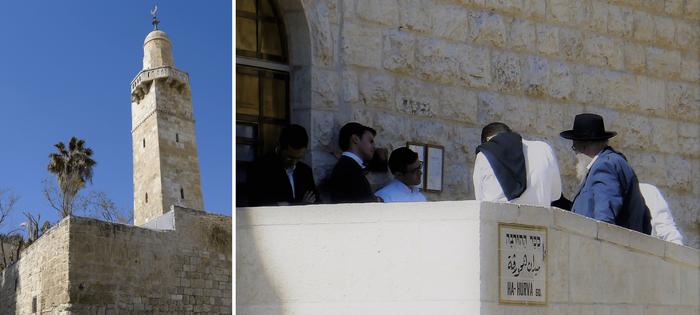 Torre del Rey David. Enamorarse de Jerusalén es muy fácil ¿a que sí?