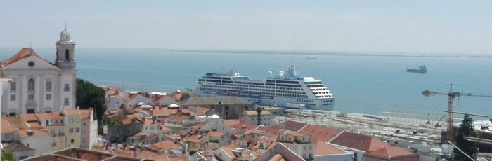 Costa de Lisboa, panorámica desde uno de sus bonitos miradores